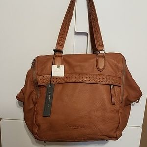 New Anthropologie  Liebeskind leather kayla bag